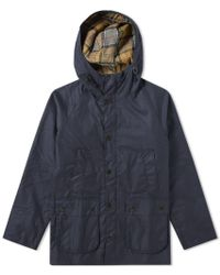 Barbour - Sl Bedale Hooded Wax Jacket - Japan Collection - Lyst