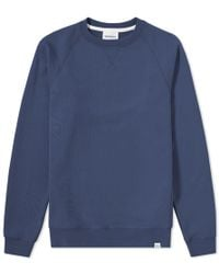 Norse Projects - Ketal Summer Classic Crew Sweat - Lyst