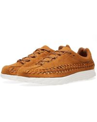 Lyst - Nike Mayfly Woven in Green for Men e7d03609ff