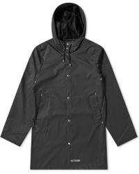 Stutterheim - Stockholm Lightweight Raincoat - Lyst