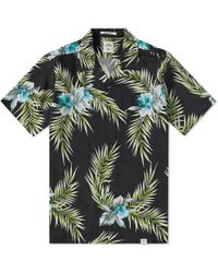 Bedwin And The Heartbreakers - Rogers Open Collar Aloha Shirt - Lyst