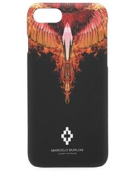 Marcelo Burlon - Orange Flame Iphone 7/8 Case - Lyst