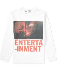A.Four Labs - Long Sleeve Entertainment 02 Tee - Lyst