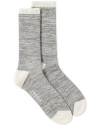 MAPLE - Hikisoroe Melange Sock - Lyst