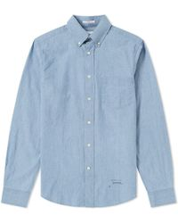 Gant Rugger - Chambray Shirt - Lyst