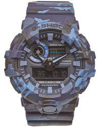 G-Shock - Casio Ga-700cm-2aer Camo Watch - Lyst
