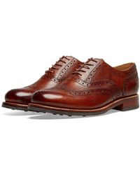 Grenson Stanley Dainite Sole Brogue