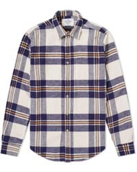 Portuguese Flannel - Woodstock Check Shirt - Lyst