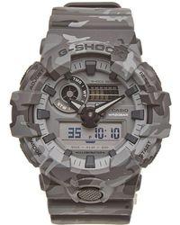 G-Shock - Casio Ga-700cm-8aer Camo Watch - Lyst
