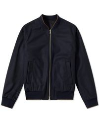 Dries Van Noten - Reversible Bomber Jacket - Lyst