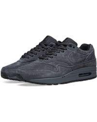 finest selection a97dd 48b86 Nike - Air Max 1 Premium - Lyst