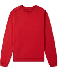 Universal Works - Easy Eye Crew Sweat - Lyst