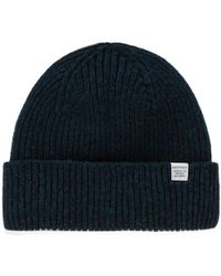 Norse Projects - Norse Lambswool Beanie - Lyst