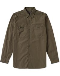 Beams Plus - Usn Work Shirt - Lyst