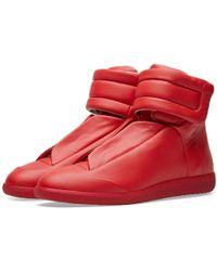 Maison Margiela - 22 Future High Tonal Sneaker - Lyst