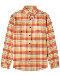 Visvim - Handyman L/s Shirt (check) - Lyst