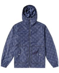 Alexander McQueen | Packable Printed Windbreaker | Lyst