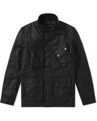Barbour - International Side Jacket - Lyst