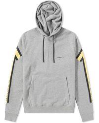 Lyst - Off-White c o Virgil Abloh Gradient Arrows Zip-up Sweatshirt ... 2b75a2ffe