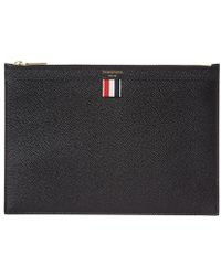 Thom Browne - Small Zip Tablet Holder - Lyst