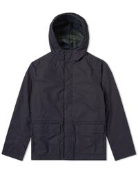 Norse Projects - Nunk Waxed Cotton Jacket - Lyst