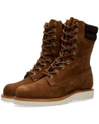 Viberg - Hunter Boot - Lyst