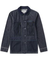 FDMTL - Mspc Coverall Jacket - Lyst
