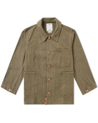 Visvim | Benny O.v.n.d. Herringbone Jacket | Lyst