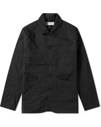 Universal Works - Bakers Jacket - Lyst