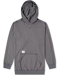 WTAPS - Long Sleeve Hooded Tee - Lyst