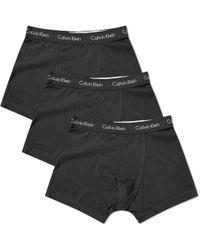 Calvin Klein - 3 Pack Trunk - Lyst