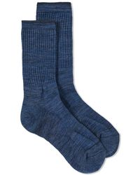 Anonymous Ism | Boucle Mix Socks | Lyst