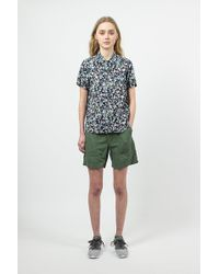 Engineered Garments - Fatigue Short Light Olive Ripstop - Lyst