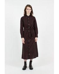 Engineered Garments - Big Star Bd Long Dress - Lyst