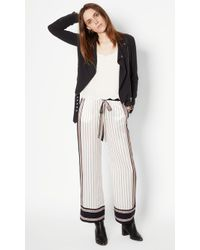 Equipment - Kate Moss Avery Silk Pyjama Trousers - Lyst