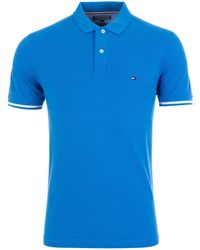 Tommy Hilfiger - Tipped Regular Polo - Lyst