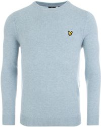 Lyle & Scott - Lambswool Blend Jumper - Lyst