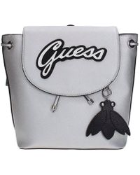 Guess - Varsity Backpack - Lyst
