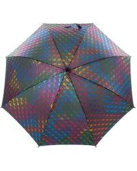 Guess - 4g Logo Umbrella - Lyst