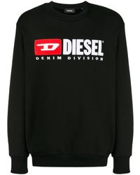 DIESEL - S-crew-division Sweatshirt - Lyst
