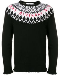 8e888106768b Men's Givenchy Sweaters and knitwear Online Sale - Lyst