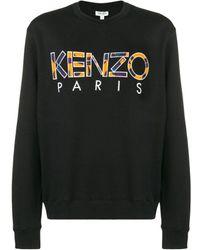 KENZO - Paris Sweatshirt - Lyst