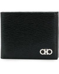 Ferragamo - Double Gancio Wallet - Lyst