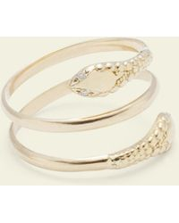 Erica Weiner - Two-headed Snake Ring - Lyst