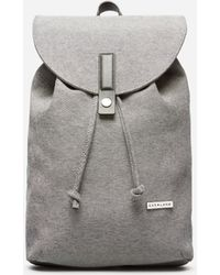 Everlane | The Modern Twill Single Snap Backpack - Small | Lyst
