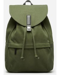 Everlane | The Modern Twill Single Snap Backpack - Large | Lyst