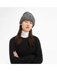 Everlane - The Soft Wool Rib Beanie - Lyst