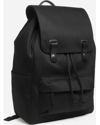 Everlane | The Twill Snap Backpack | Lyst