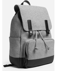 Everlane - The Dipped Snap Backpack - Lyst