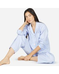 Everlane - The Oxford Pajama Shirt - Lyst